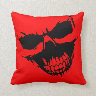 Blood Thirsty Psycho Throw Cushions