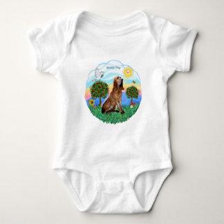 Bloodhound Baby Bodysuit