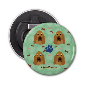 Bloodhound Bottle Opener