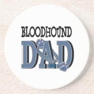 Bloodhound DAD Beverage Coaster