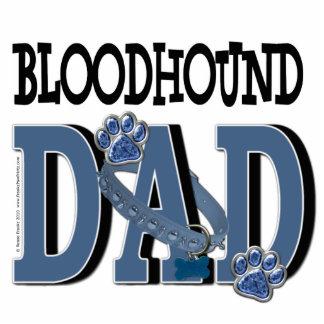 Bloodhound DAD Standing Photo Sculpture