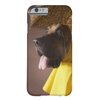 Bloodhound dog. barely there iPhone 6 case