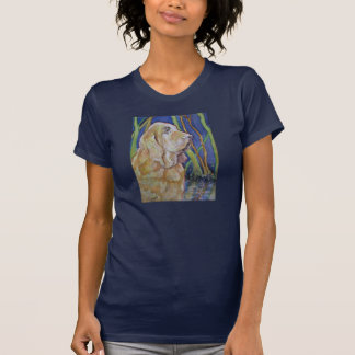 Bloodhound Hunting Dog T-Shirt
