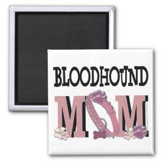 Bloodhound MOM Magnet