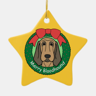 Bloodhound Ornament