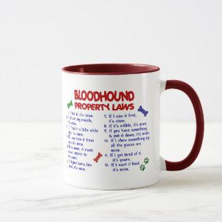 BLOODHOUND Property Laws 2 Mug