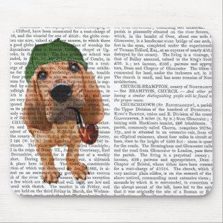 Bloodhound Sherlock Holmes 2 Mouse Pad
