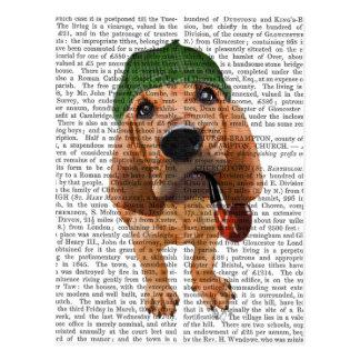 Bloodhound Sherlock Holmes 2 Postcard