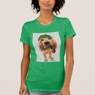 Bloodhound Sherlock Holmes T-Shirt