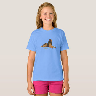 Bloodhound - Simply the best! T-Shirt
