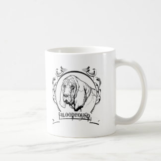 Bloodhound T-shirt Mug