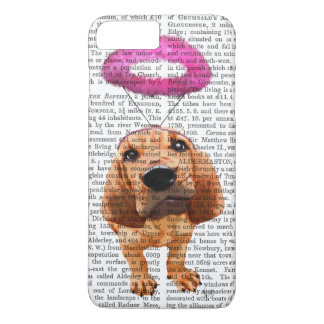 Bloodhound With Angelic Pink Halo iPhone 8 Plus/7 Plus Case
