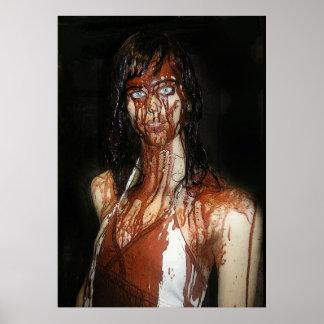 Bloodwoman Poster