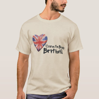 Bloody British T-Shirt