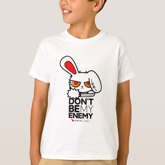 Bloody Bunny My Enemy 1 T-Shirt