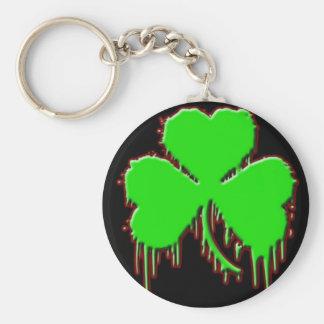 Bloody Clover Keychain