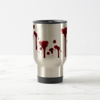 Bloody Cup! Stainless Steel Travel Mug