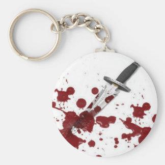 Bloody Dagger Key Ring