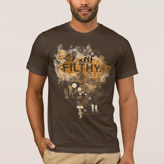 Bloody evolution orange T-Shirt