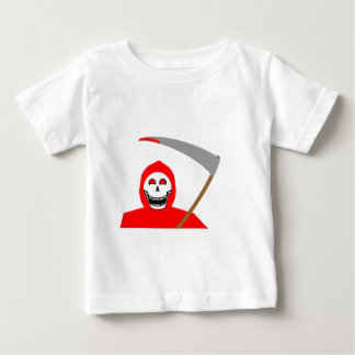 Bloody Grim Reaper Baby T-Shirt