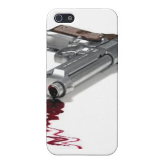 Bloody Gun Case For iPhone 5/5S