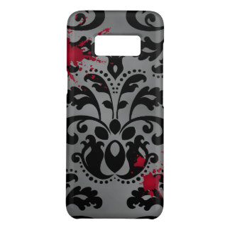 Bloody Halloween damask Case-Mate Samsung Galaxy S8 Case