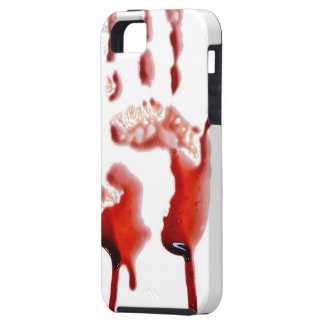 Bloody Hand iPhone 5 Cover
