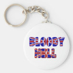 Bloody Hell Key Chains