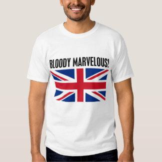 Bloody Marvelous! Tshirt