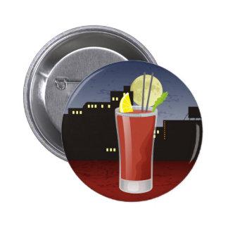 Bloody Mary 6 Cm Round Badge
