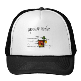 Bloody Mary Cocktail Recipe Cap