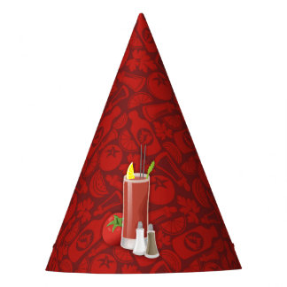 Bloody Mary Party Hat