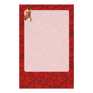 Bloody Mary Stationery