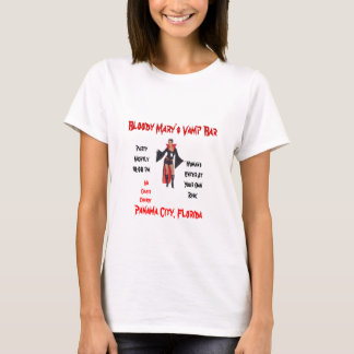 Bloody Mary Vamp Bar T-Shirt