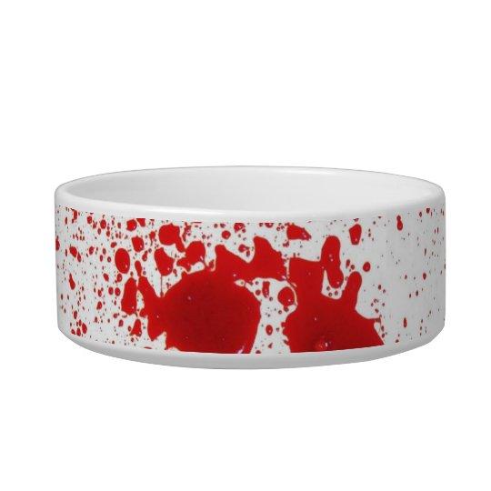 Bloody Pet Bowl
