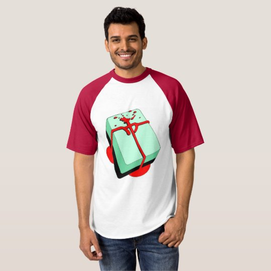 Bloody Red Dragon Tile T-Shirt