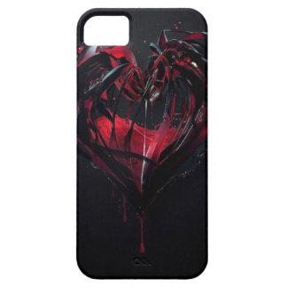 Bloody Romance iPhone 5 Cover