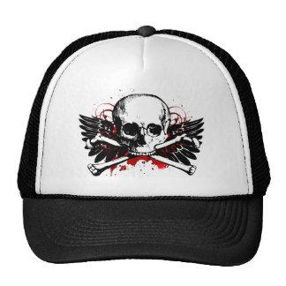 Bloody Skull Hat