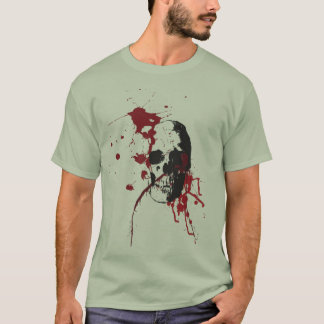 Bloody Skull T-Shirt