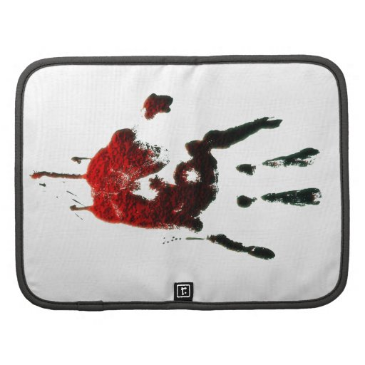 Bloody Zombie Hand Planners