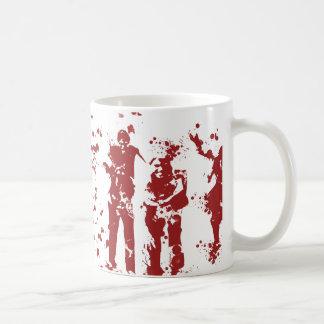 Bloody Zombies Mugs