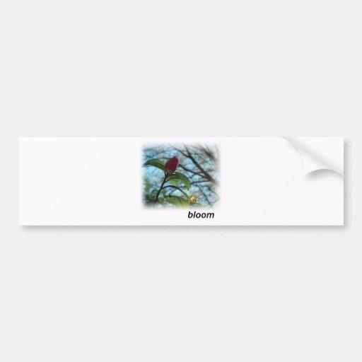 Bloom Bumper Stickers