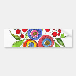 Bloom Bumper Sticker