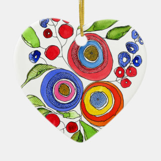 Bloom Christmas Ornament
