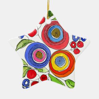 Bloom Christmas Ornament