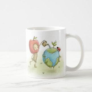 Bloom'd - Environment - Apple face - Mug