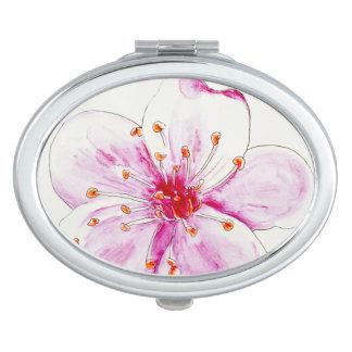 Bloom Design hand mirror Travel Mirror