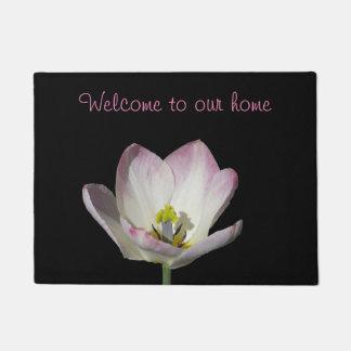 Bloom in Pink Doormat