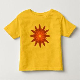 Bloom Orange Toddler T-Shirt