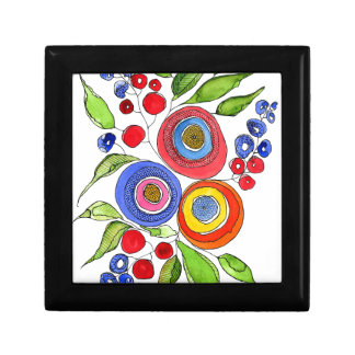 Bloom Small Square Gift Box